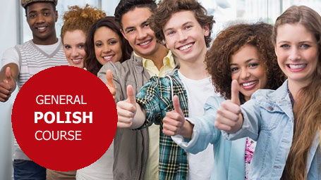 Enroll for General Polish Group Course starting in February 2018